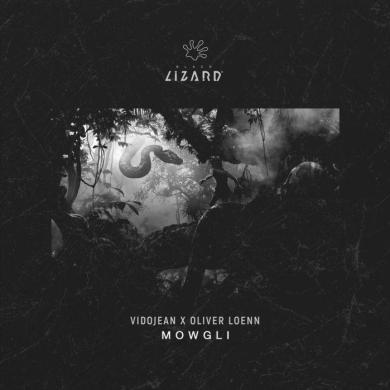 Vidojean X Oliver Loenn Mowgli Black Lizard