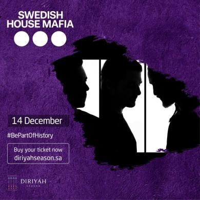 Swedish House Mafia Diriyah Season