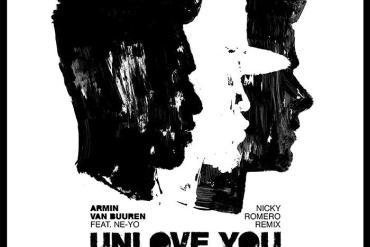 Armin Van Buuren Ne-Yo Unlove You Nicky Romero remix