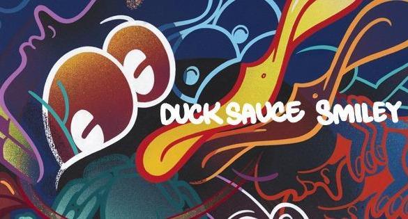 Duck Sauce Smiley Face