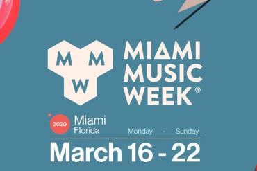 Miami Music Week 2020 banner