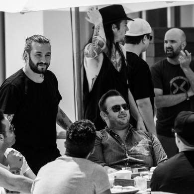 Steve Angello Size Brunch 2015 Miami