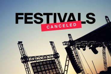 Track canceled music festivals with Sickfestivals.com