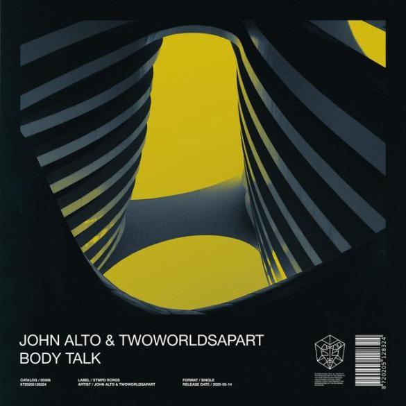 TwoWorldsApart John Alto Body Talk STMPD