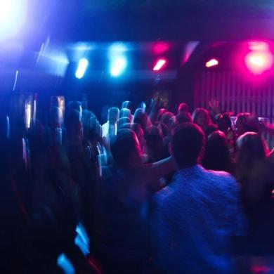 people dancing club