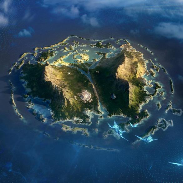 Tomorrowland Pāpiliōnem Island