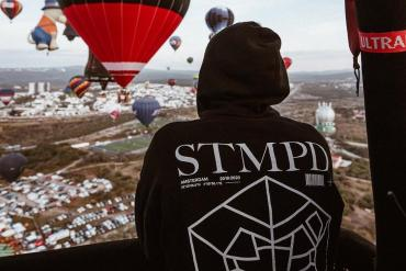 Martin Garrix with STMPD hoodie