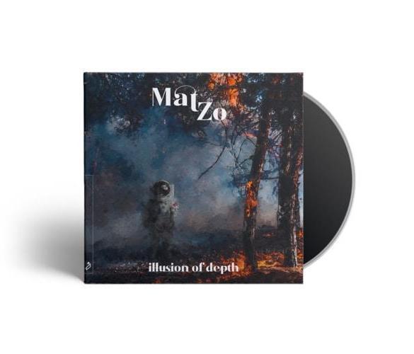 Mat Zo Illusion Of Depth album front cover
