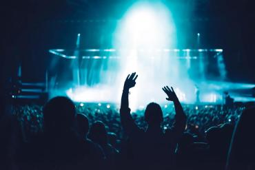 EDM festival pic by Sebastian Ervi via Pexel