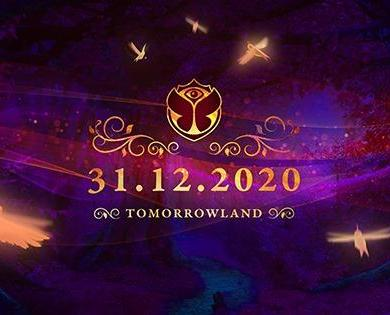 Tomorrowland 31.12.2020