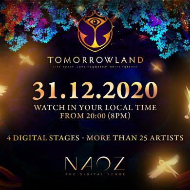 Tomorrowland 31.12.2020 New Year's Eve