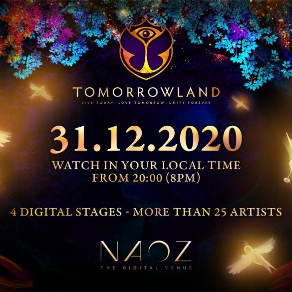 Tomorrowland 31.12.2020 New Year's Eve