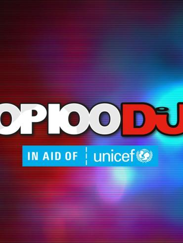 DJ Mag Top 100 Djs flyer