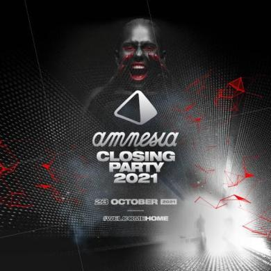 Ibiza Club Amnesia closing party 2021