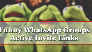 WhatsApp Funny Videos Group Invite Links 2020 (Latest Update)