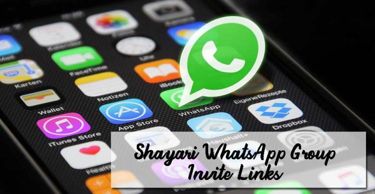Shayari WhatsApp Group Join Link