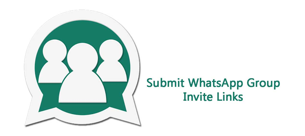 Submit WhatsApp Group Invite Links