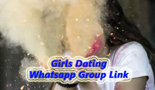 Girls Dating Whatsapp Group