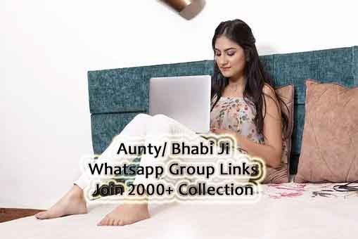 Aunty Whatsapp Group Link