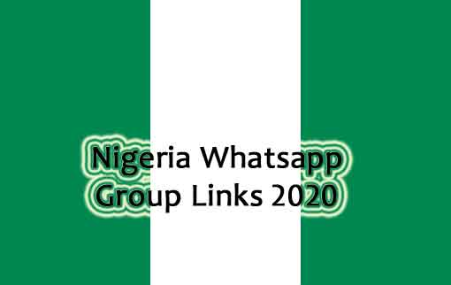 Nigeria Whatsapp Group Link