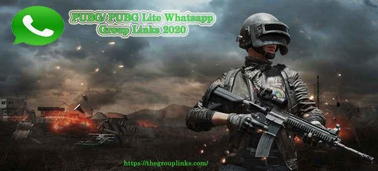 PUBG Lite Whatsapp group
