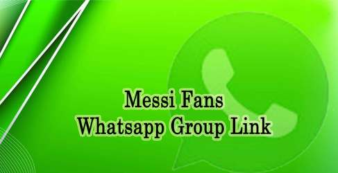 Messi Fans Whatsapp