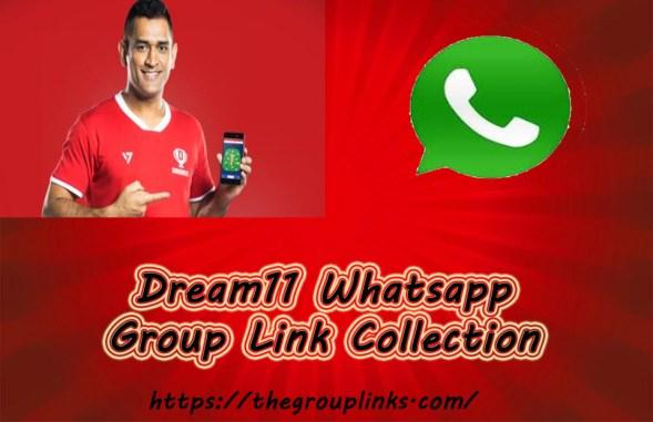 Dream11 Whatsapp group link