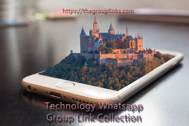 Tech Whatsapp Group Link