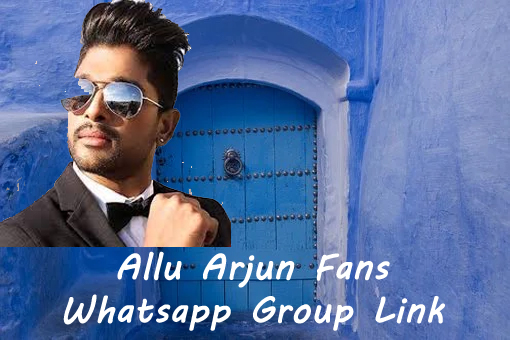 Allu Arjun Whatsapp group