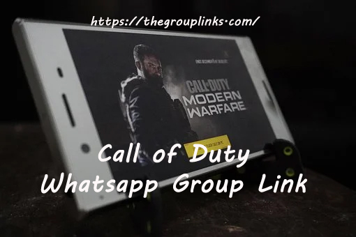 Call of duty whatsapp group