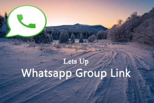 Lets Up Whatsapp group link