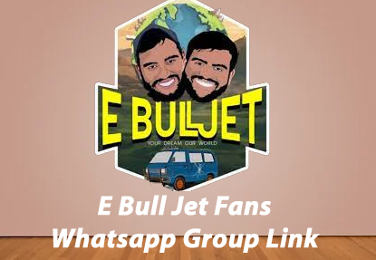 E Bull Jet Whatsapp group