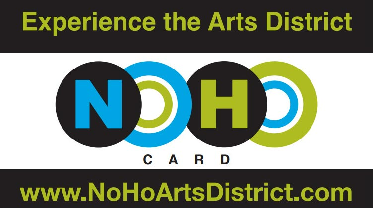 NoHo Card Discounts at GRT