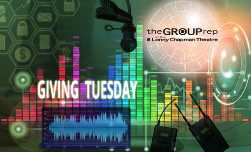 Giving Tuesday 2020 The Group Rep
