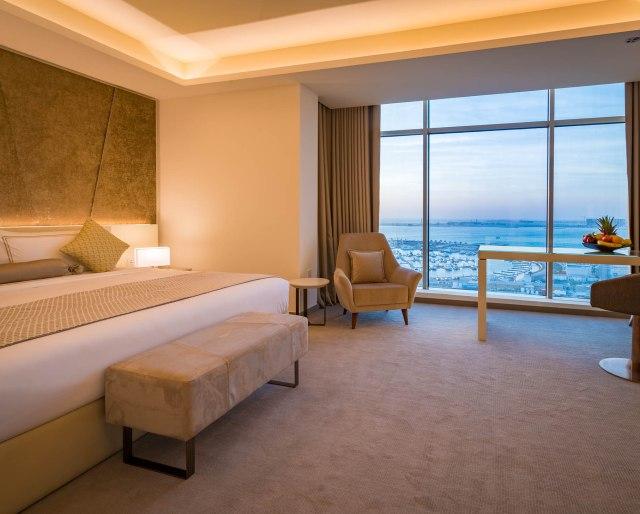 Luxury Suite Sea View