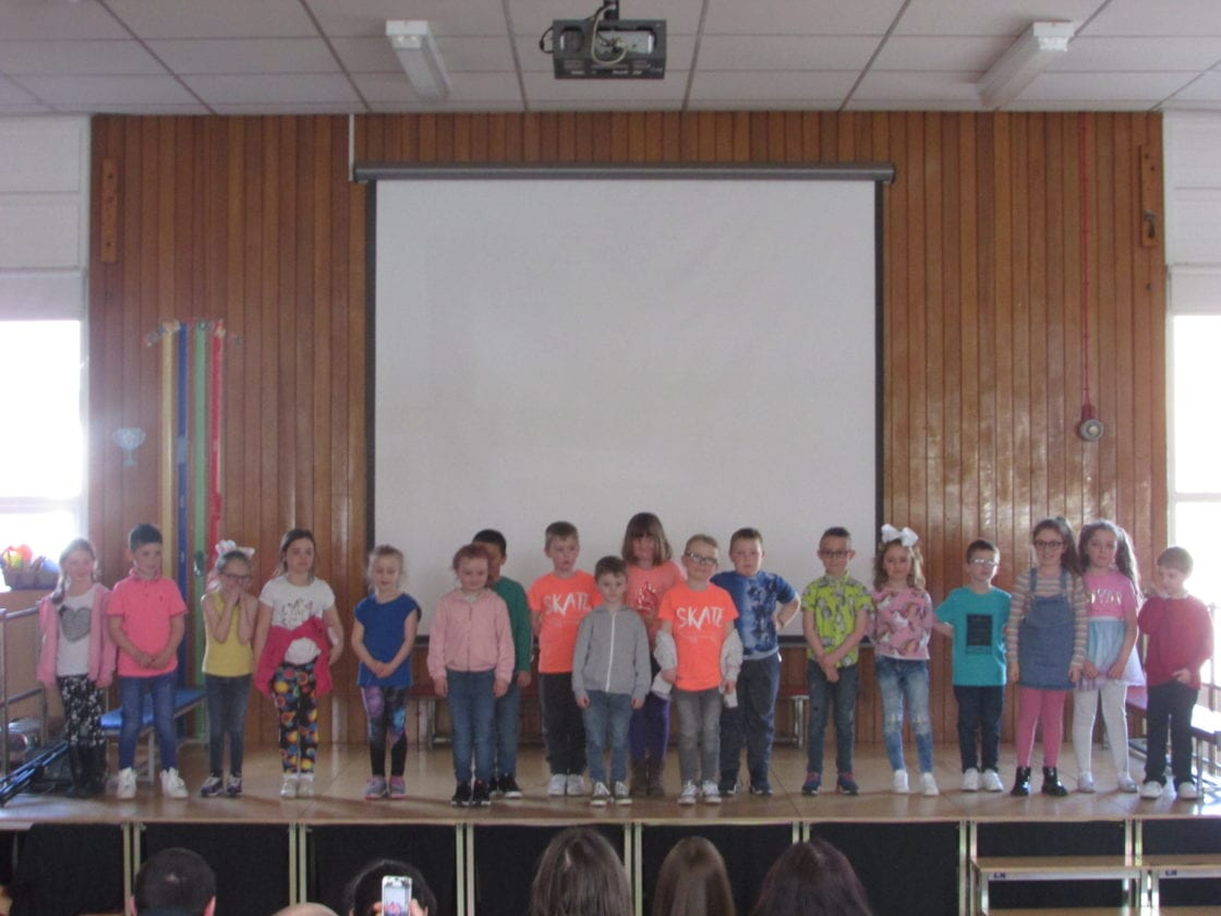 Easter Assembly