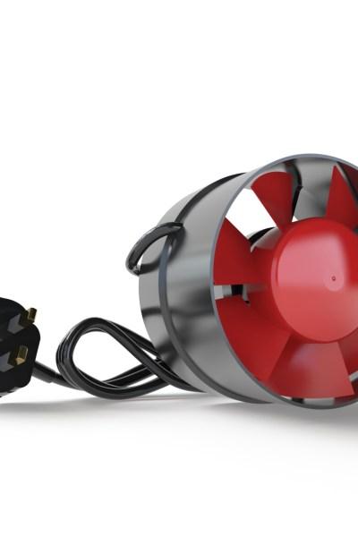 Axial Flo Fan