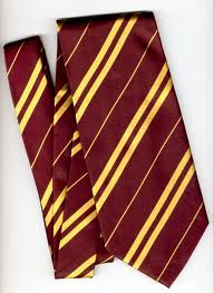 Grab your Gryffindor tie (you know you have one)