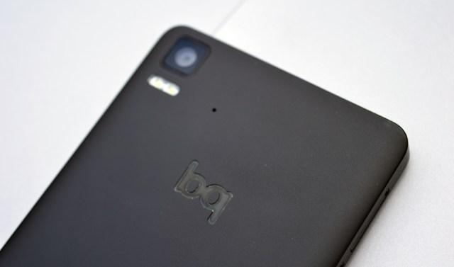 bq ubuntu phone camara