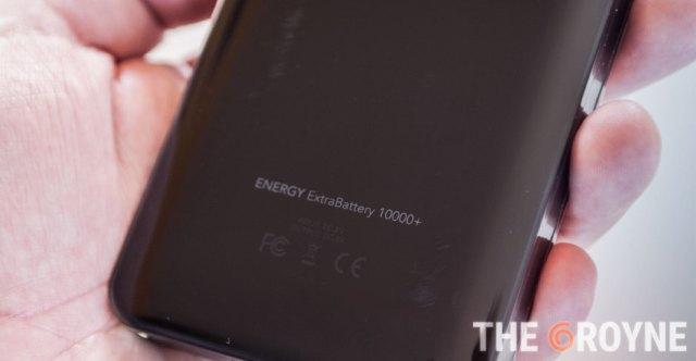 Energy Extra Battery 10000+