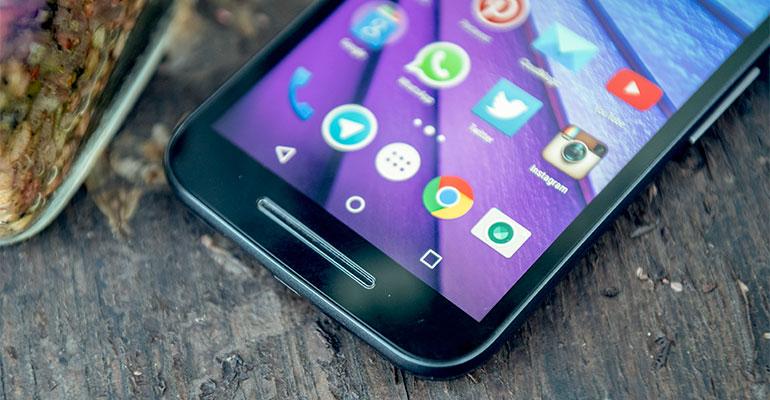 Motorola Moto G 3 autonomia