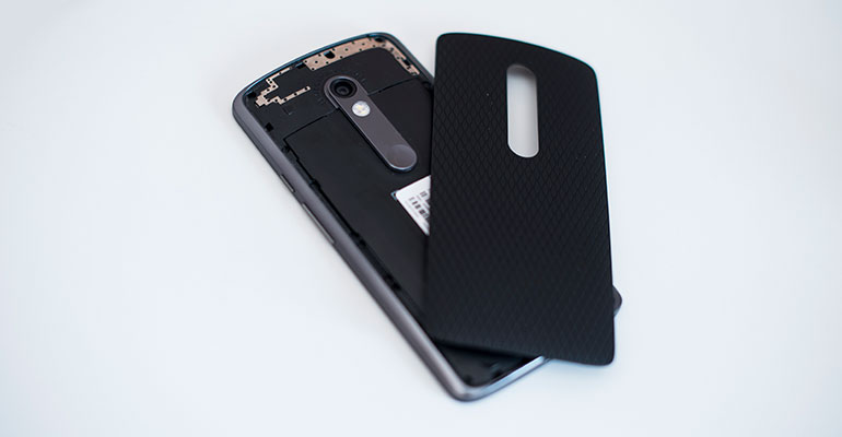 Motorola Moto X Play autonomía
