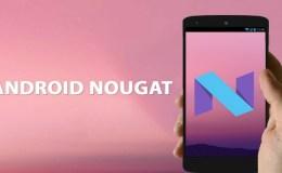 Android Nougat control de energía de notificaciones