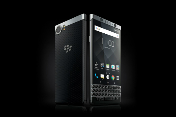 MWC 2017 Blackberry KEYone 02