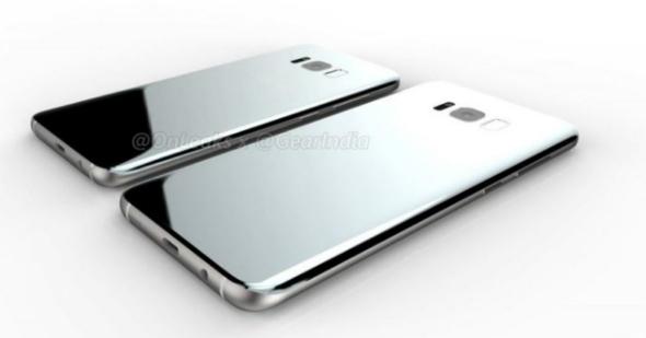 Samsung Galaxy S8 Características 02