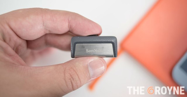 SanDisk Ultra Dual USB Tipo C
