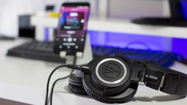 Audio Technica ATH-M50X Análisis-6