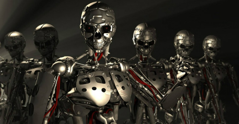 Elon Musk se opone a los Killer Robots - destacada