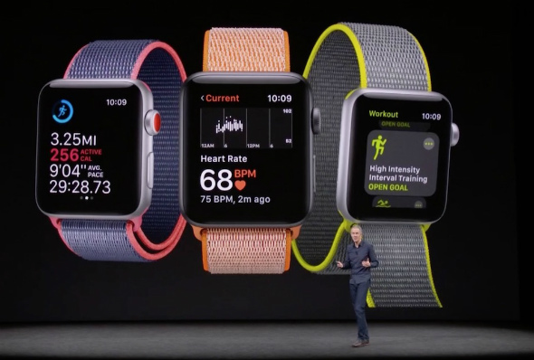 Apple Watch serie 3 01