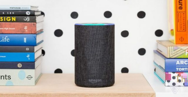 Amazon Echo 2da generación